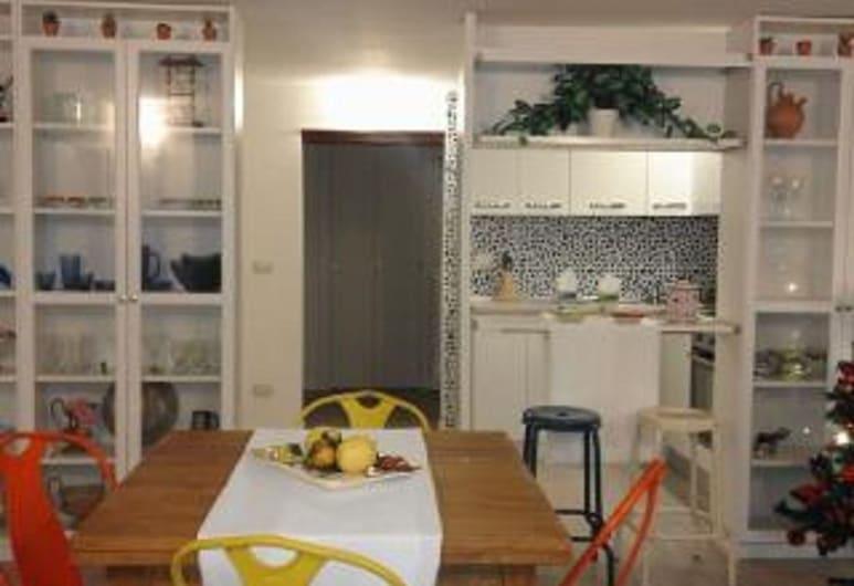 尼尼短租公寓酒店, 那不勒斯, 公寓, 1 間臥室, 客廳