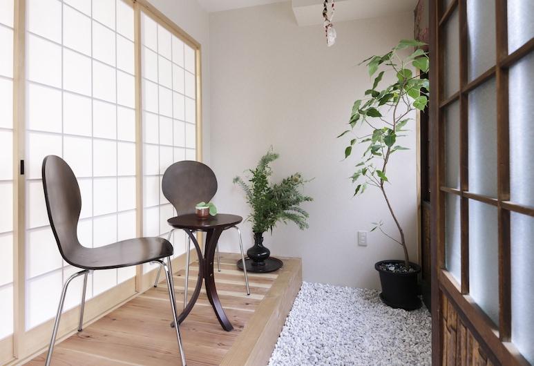 松木青年旅舍, 大阪, 傳統聯排別墅 (Japanese Style), 客廳