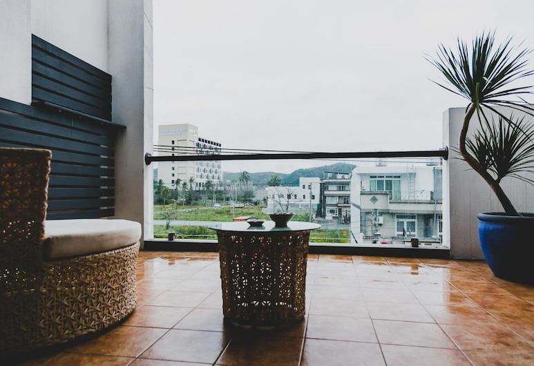CHLOECHEN-Home, Taitung, Villa, 4 magamistoaga, Rõdu