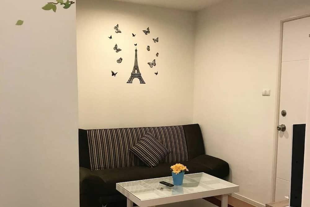 1-Bedroom Suite  - 客廳