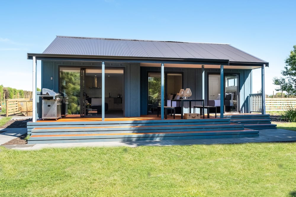 Cottage Premium (Pohutukawa) - Terrasse/Patio