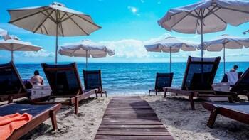 Gambar Costa Domus Blue Luxury Apartments di Sithonia
