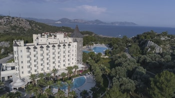 Mynd af Castle Resort & Spa Hotel - All Inclusive í Ortaca