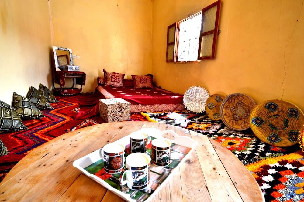 Grand-værelse - flere senge - Værelse