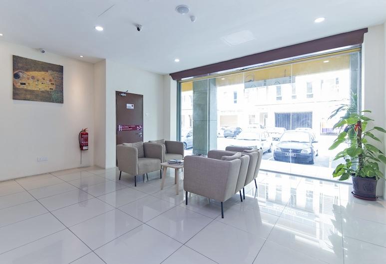 OYO 326 TC 飯店, 八打靈再也, 大廳休息區