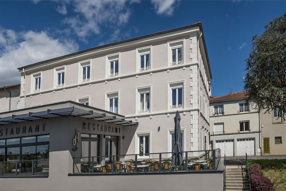 Logis Hôtel Le Tisseur des Saveurs