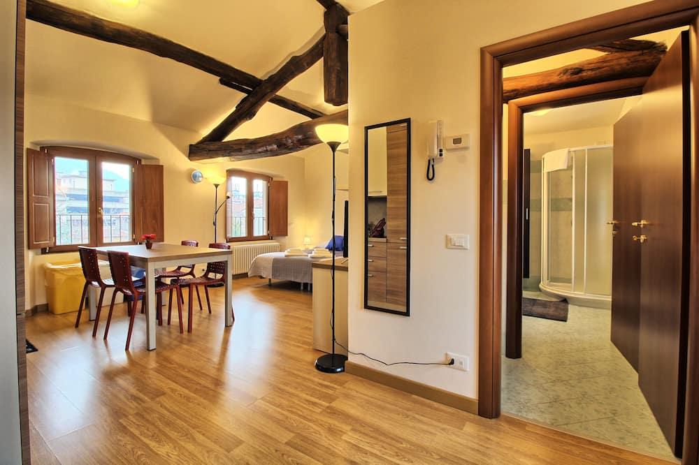 Апартаменты (3) - Номер