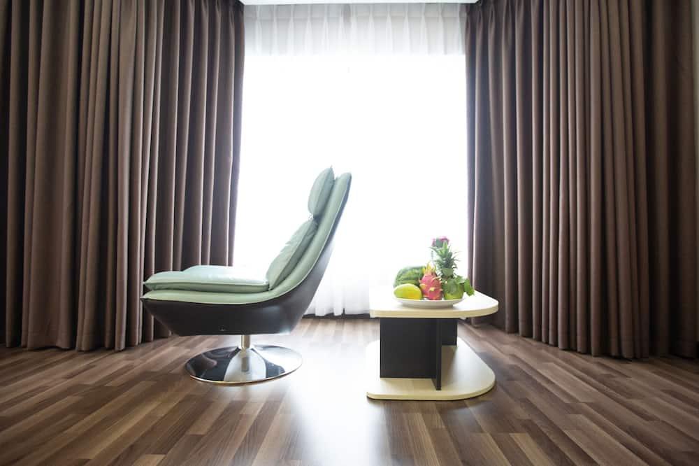 Apartmá (Central) - Stravování na pokoji