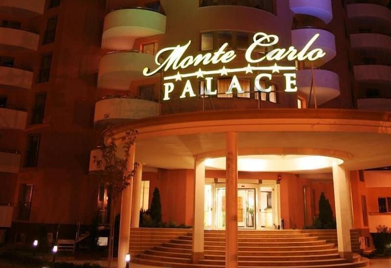 Monte Carlo Palace Rooms, Bucharest, Hadapan Hotel - Petang/Malam