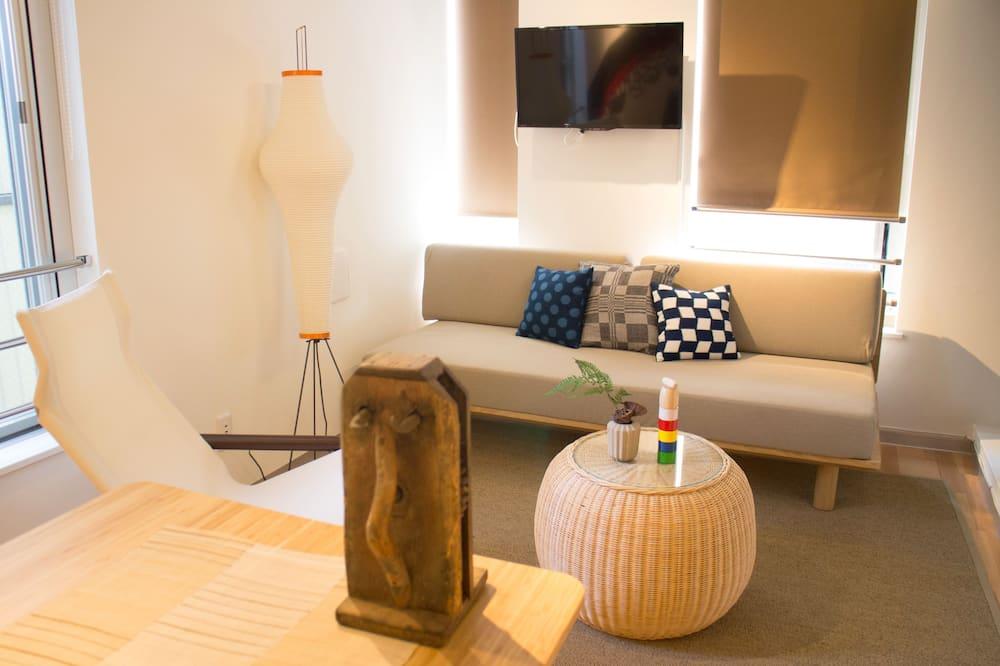 AOCA 2BC - Living Room