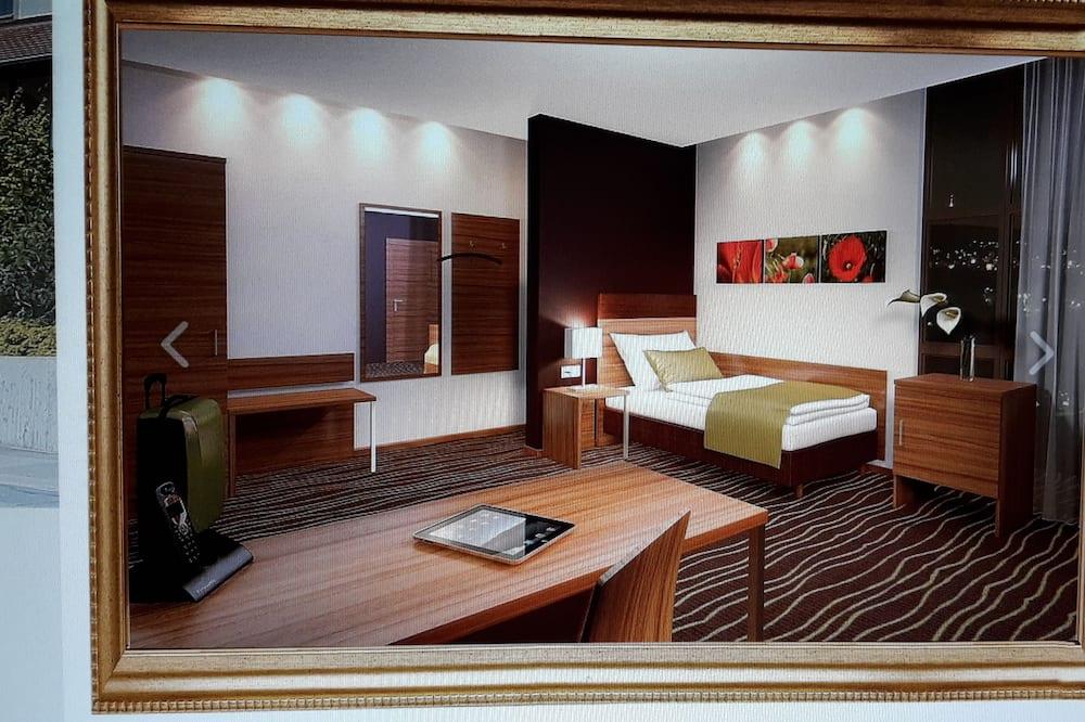 غرفة فردية - غرفة نزلاء