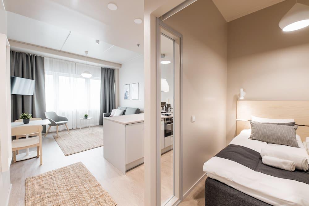 Апартаменти бізнес-класу, 1 спальня - Номер