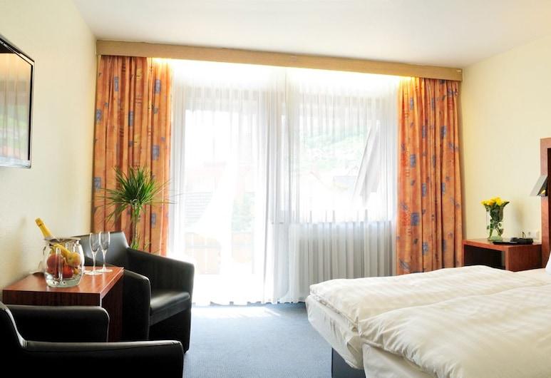 Hotel Prinzen, Kappelrodeck, Doppel- oder Zweibettzimmer, Zimmer
