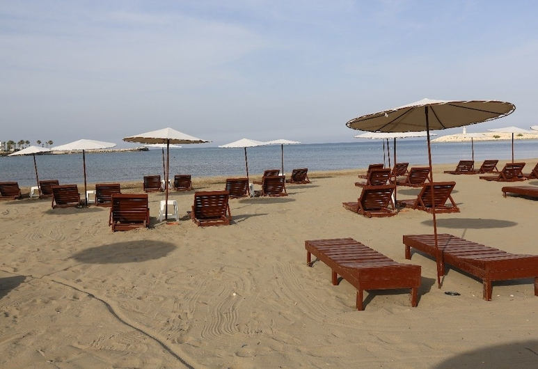 Olbios Marina Resort, Erdemli, Playa
