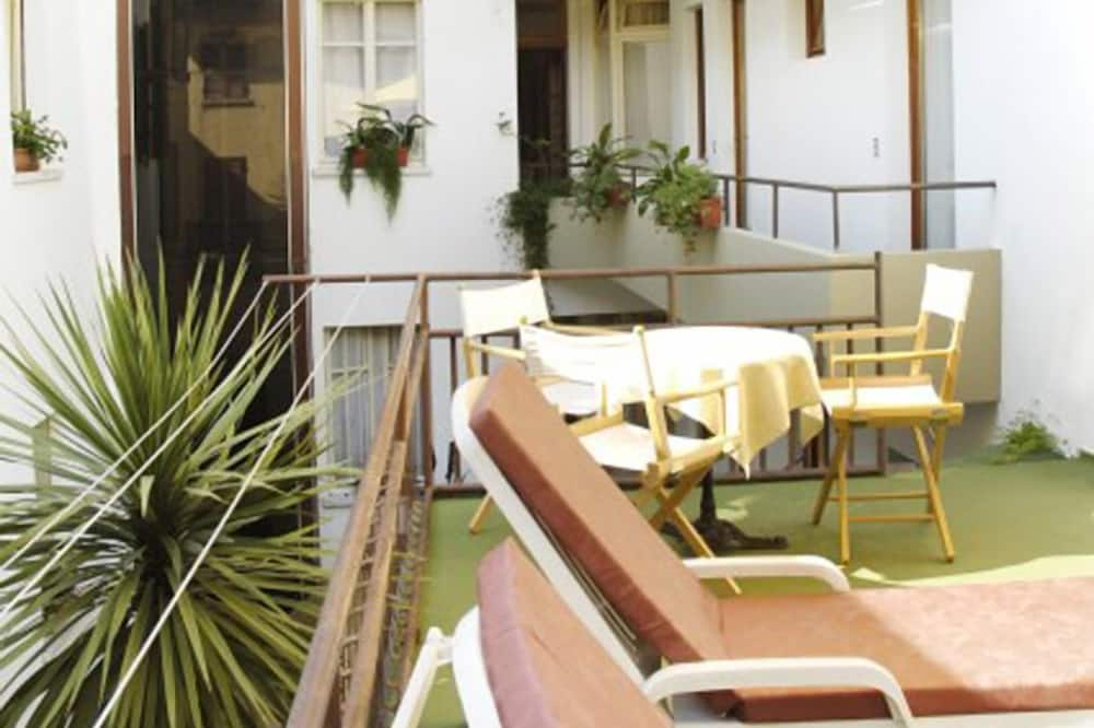 Driepersoonskamer - Balkon