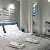Suite Deluxe, 2 habitaciones, bañera de hidromasaje - Habitación