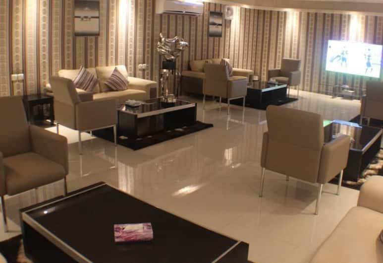 Dary Furnished Apartments 3, Riyadh, Lobby Sitting Area