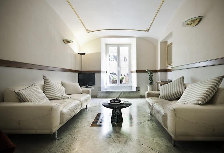 호텔 프리스칠라, 로마, 로비