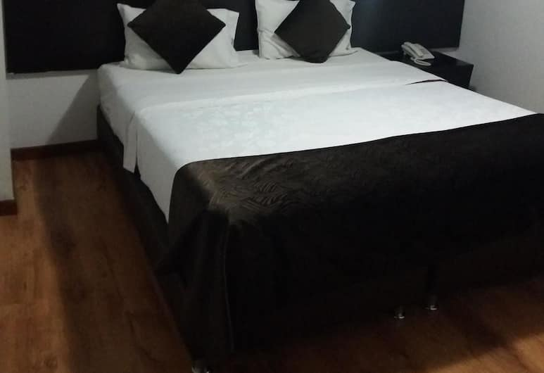 HOTEL  BOUTIQUE  SUPERIOR, Bogotá, Single Room, 1 Single Bed, Guest Room