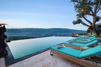 A(z) The Acala Shri Sedana hotel fényképe itt: Lembongan-sziget