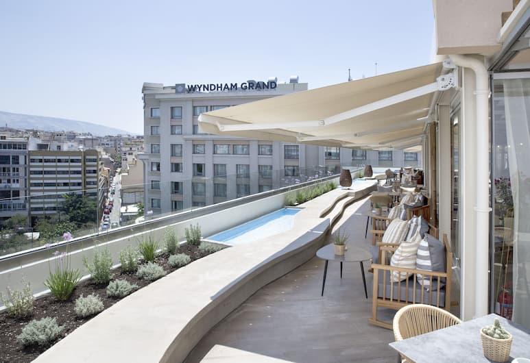 Wyndham Athens Residence, Αθήνα, Αίθριο/βεράντα