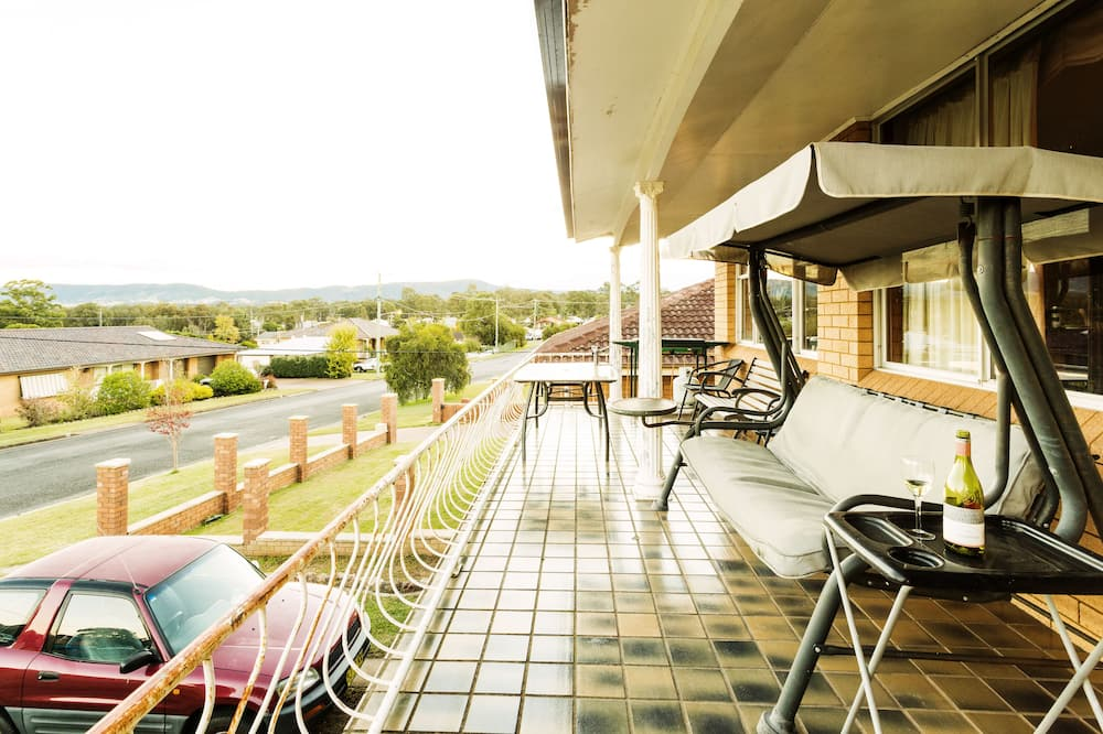Apartment, 3Schlafzimmer, eigener Pool - Balkon