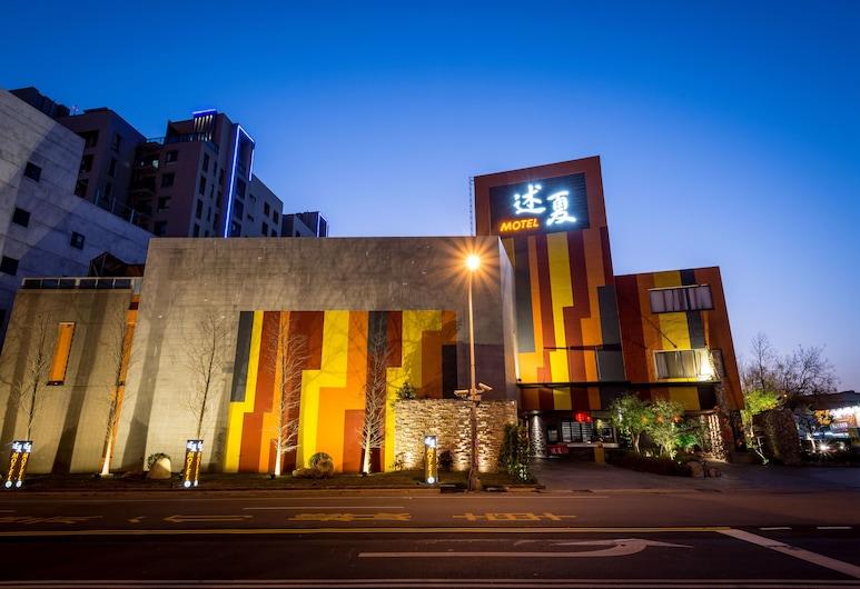 述夏精品汽車旅館, 台中市