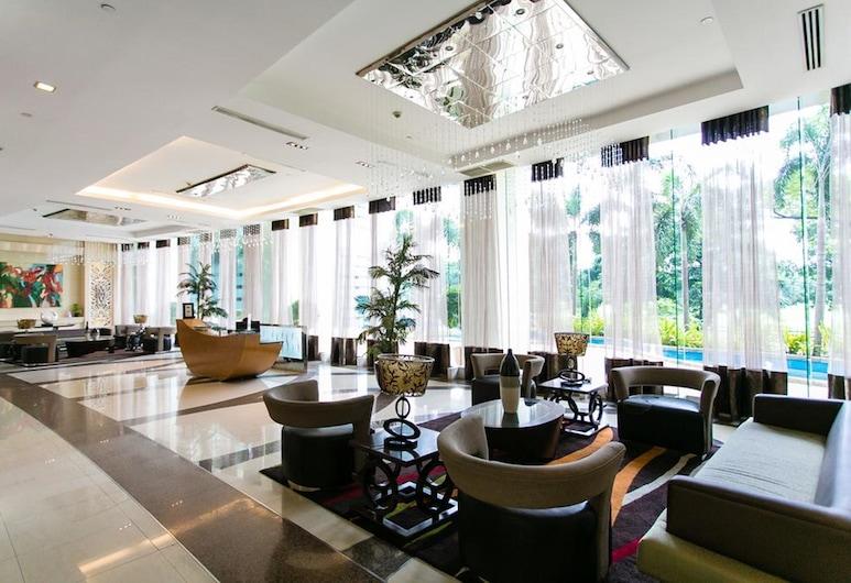 巴拉吉奧 3 號飯店, 達義, 大廳休息區