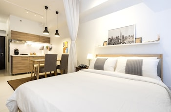 Picture of Luxury Scandinavian Studio @ The Pearl Place in Pasig