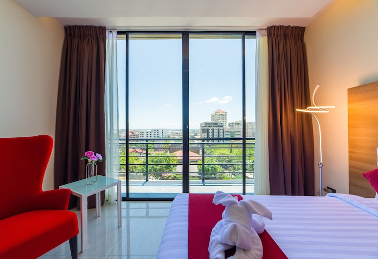 Eastland Hotel and Residences, Cebu, Chambre Deluxe, Chambre