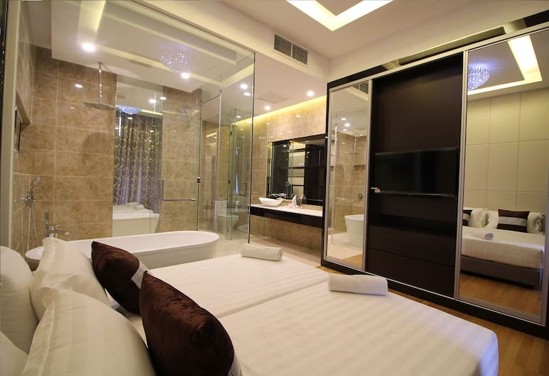 Dorsett Residences Bukit Bintang - Emy Room, Kuala Lumpur, Studio Suite, 1 Bedroom, Room