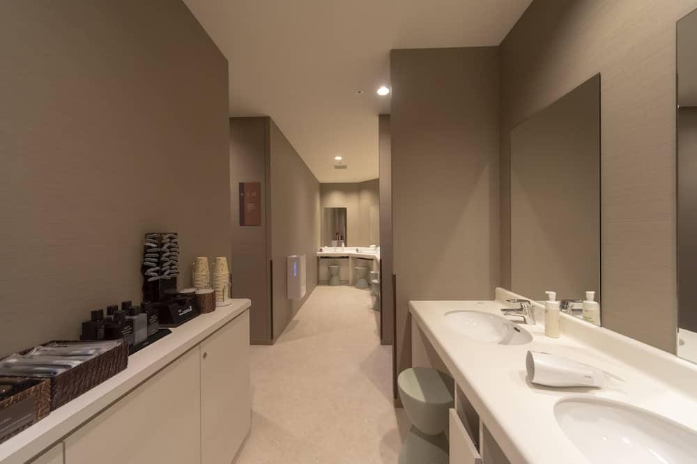Standard Cabin, Men only (Capsule room, Single bed) - Bathroom