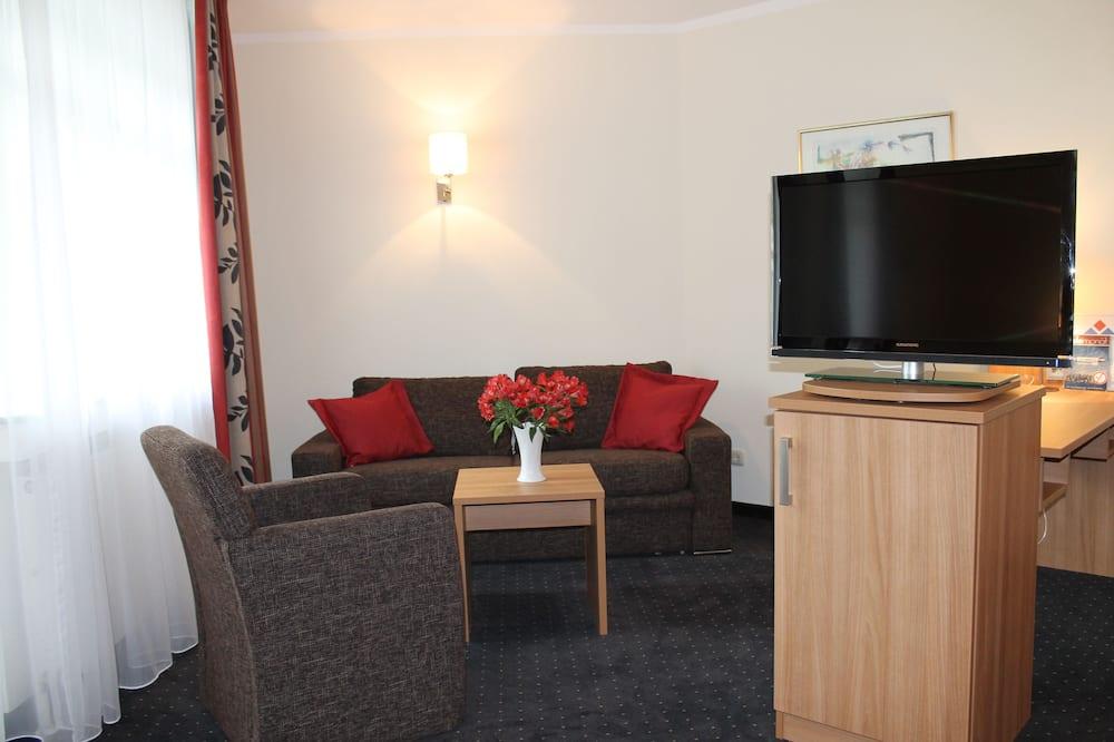 Doppia Classic - Area soggiorno