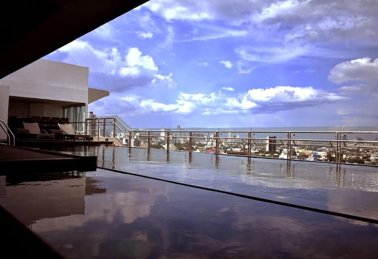 一中央酒店, 宿霧, 泳池