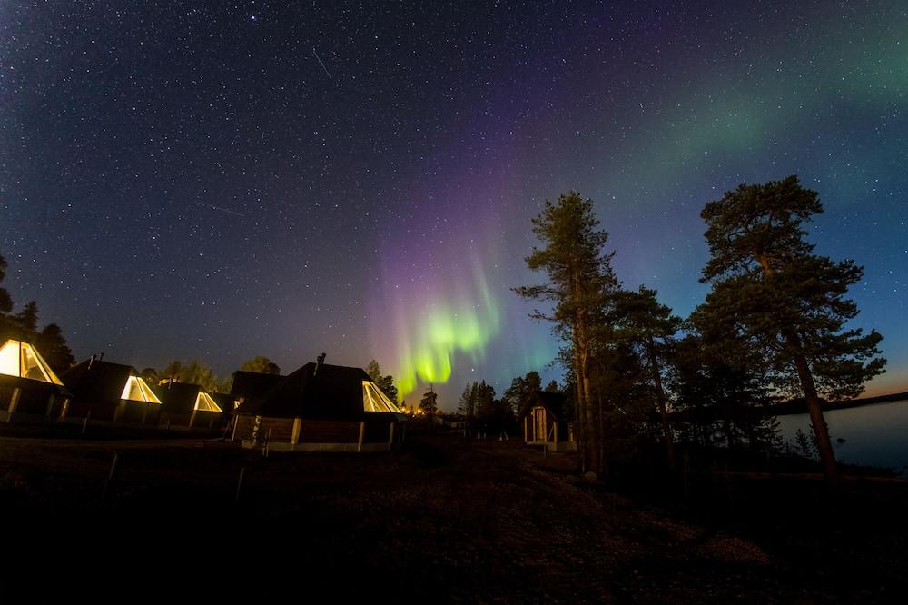 Aurora Cabin - Svečių kambarys