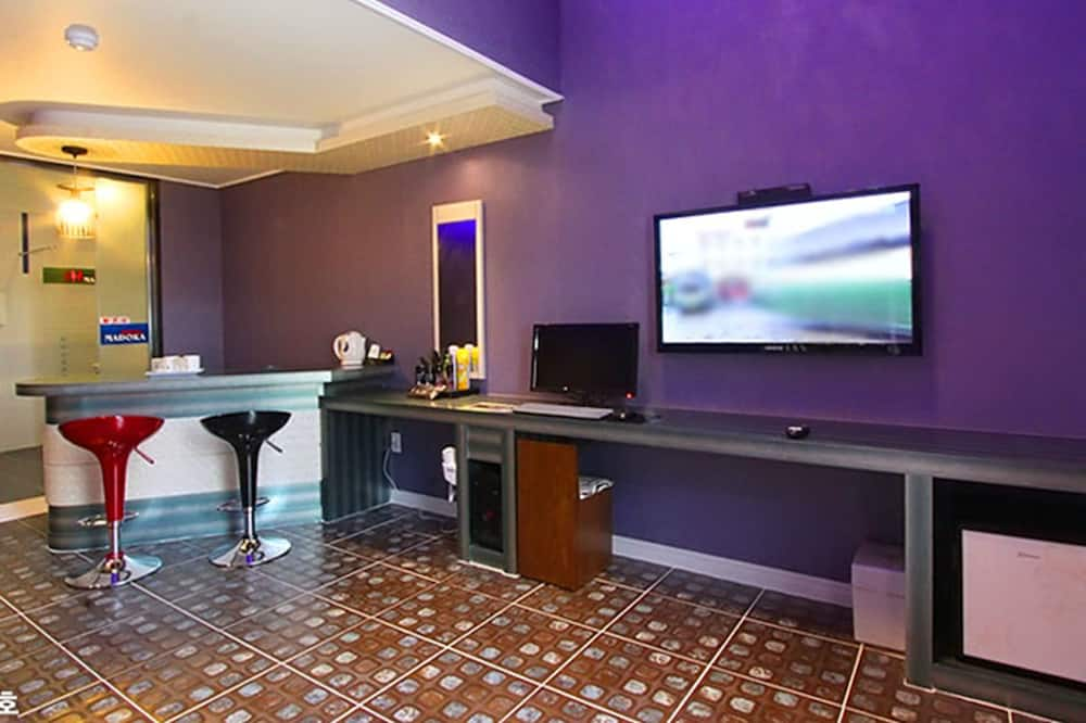 Korter läbi kahe korruse (VIP) - Tuba