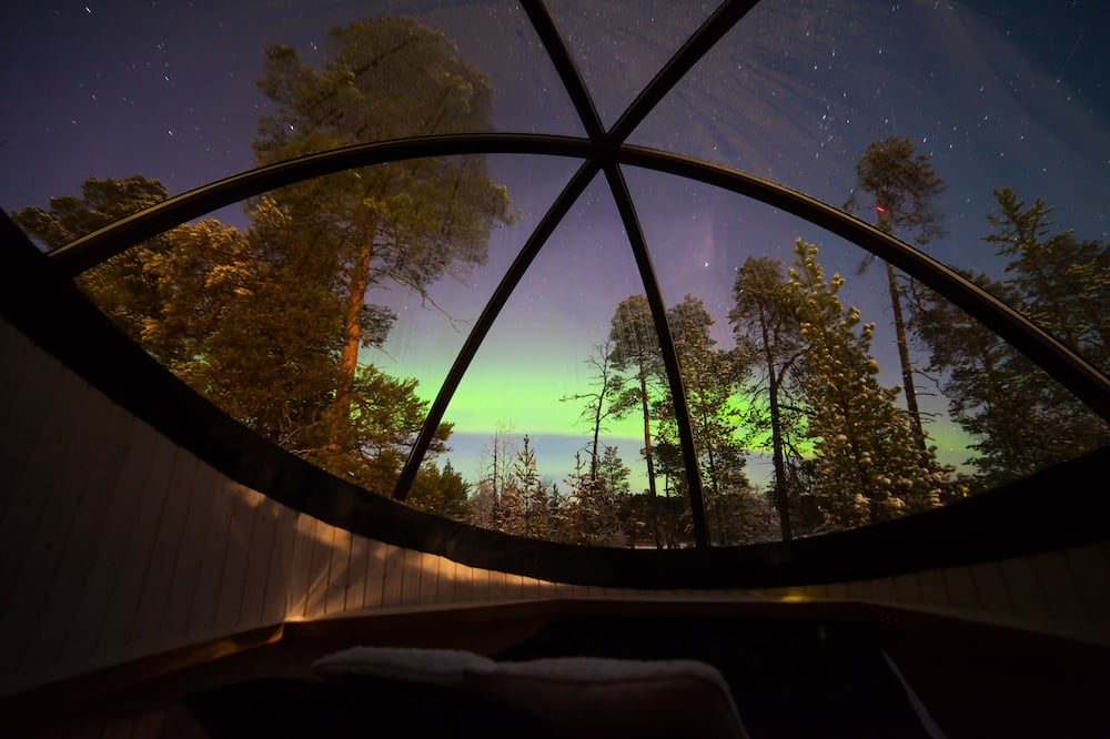 Aurora Bubble - 대표 사진
