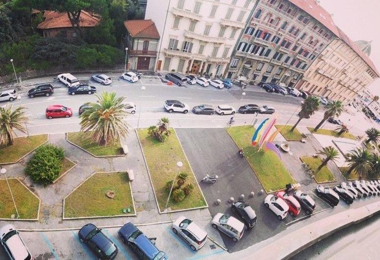 Balloon, Viareggio, Vista desde el hotel