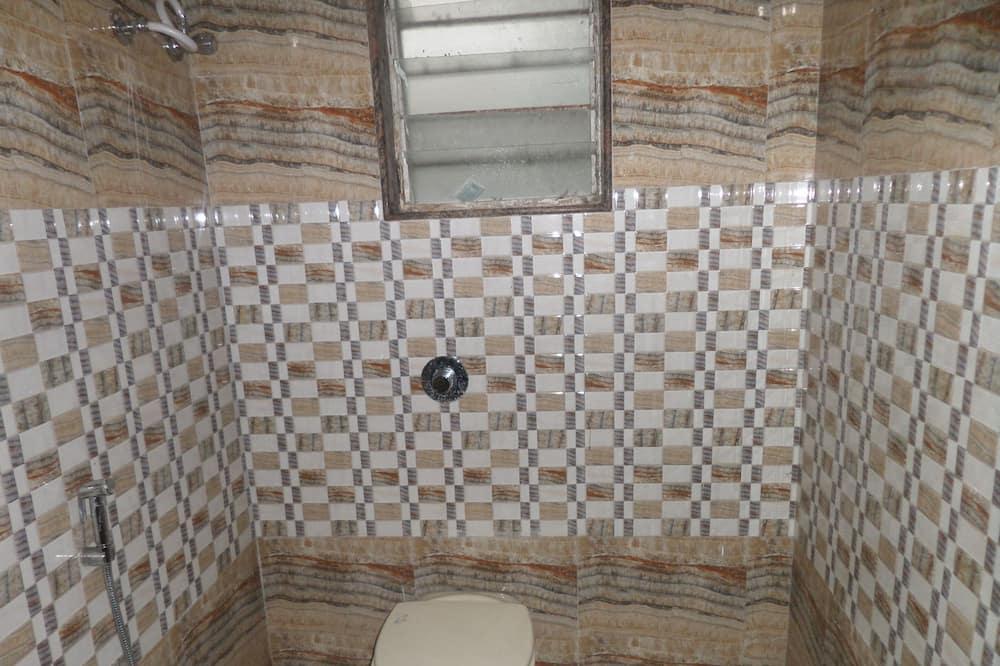 豪華雙人房, 1 間臥室 - 浴室