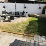 Deluxe House, 3 Bedrooms - Garden View