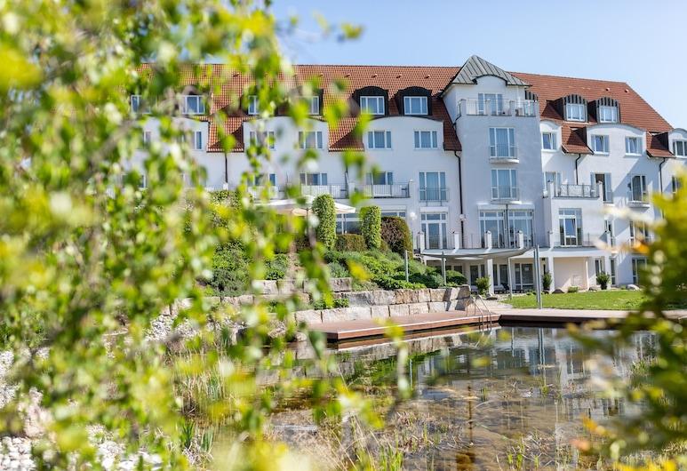Landhotel Rügheim, Hofheim in Unterfranken, Piscina al aire libre