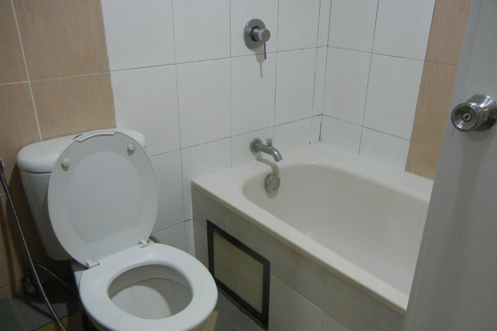 Deluxe-Zimmer (Borneo Super) - Badezimmer