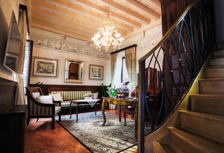 Heritage Hotel Cardo, Split, Rezeption