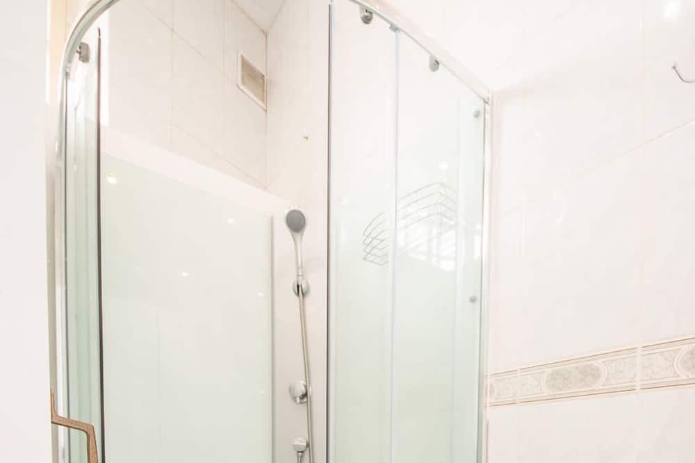 Dormitório Partilhado, Dormitório Misto, Varanda (1 Bed in 4 Person Dorm) - Casa de banho