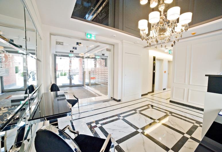 Grand Apartments - Tartaczna Deluxe, Gdansk, Hala