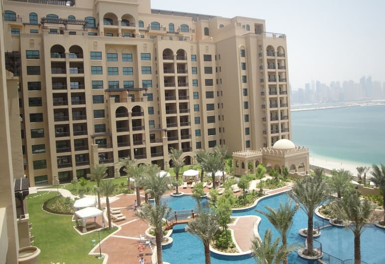 MaisonPrive Holiday - Fairmont South, Dubajus, Išorė