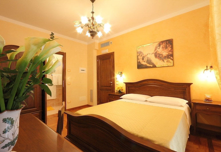 Katti House 2, Florencie, Dvoulůžkový pokoj, Pokoj