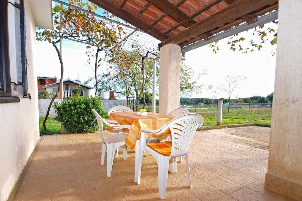 Huoneisto, 1 makuuhuone (325/747) - Terassi/patio