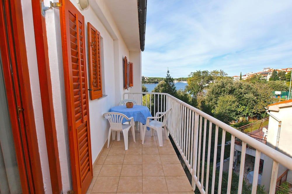 Appartement, 1 slaapkamer (750/1755) - Balkon