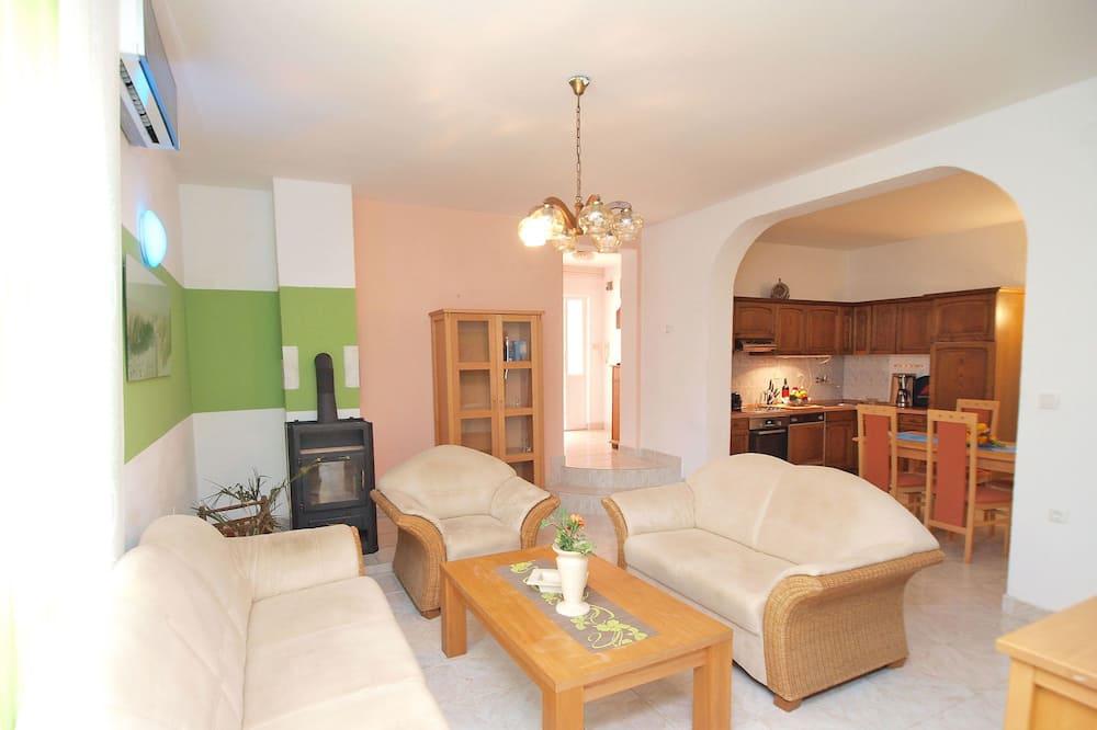 Apart Daire, 1 Yatak Odası (65/100) - Oturma Odası